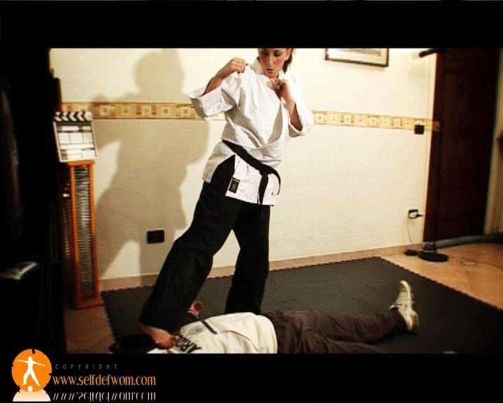 Fightingdream Com Cristina Apartment Jujitsu Selfdefense